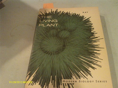 9780030862588: The Living Plant.