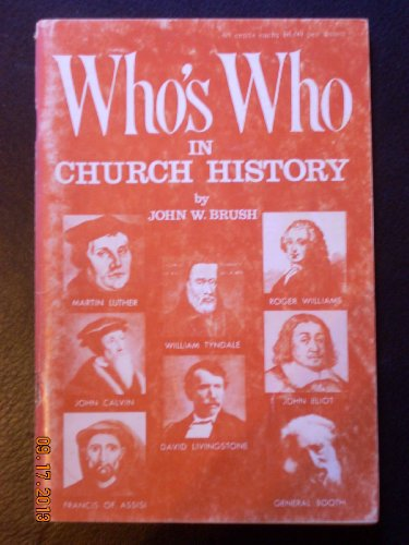 9780030862632: Who's Who in the Old Testament, Together With the Apocrypha.