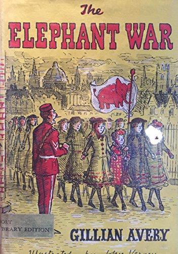 The Elephant War: Gillian Avery