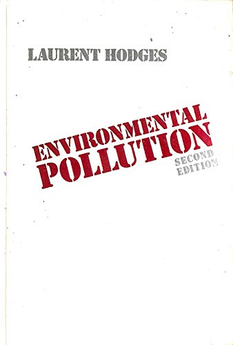 9780030863189: Environmental pollution;: A survey emphasizing physical and chemical principles