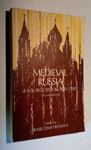 9780030864414: Medieval Russia - A Source Book, 900-1700