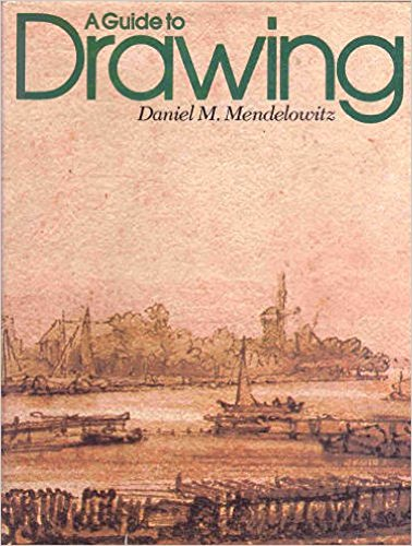9780030865657: A Guide to Drawing
