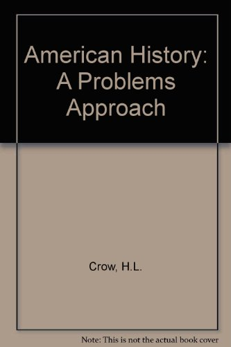 9780030865664: American History : A Problems Approach