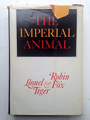 9780030865824: The Imperial Animal
