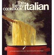 The Family Cookbook: Italian: Charlotte Adams, Alvin