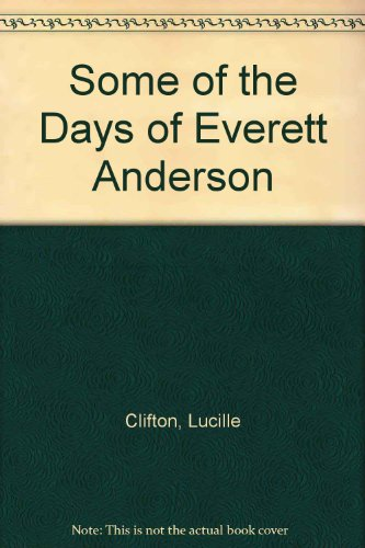 Some of the Days of Everett Anderson