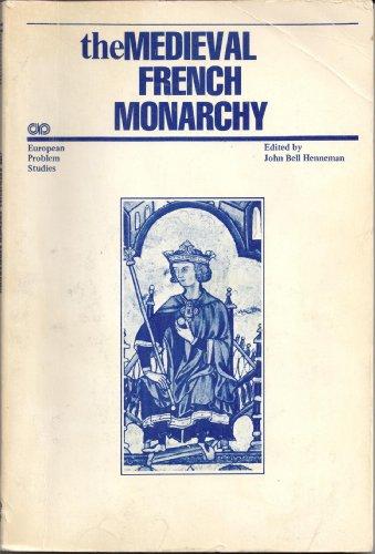 9780030866302: Mediaeval French Monarchy