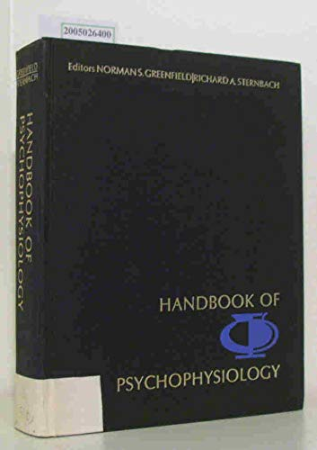 9780030866562: Handbook of Psychophysiology