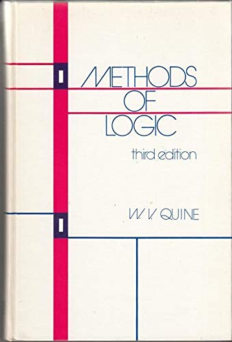 9780030866753: Methods of Logic