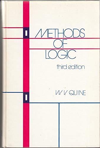 9780030866753: Methods of Logic