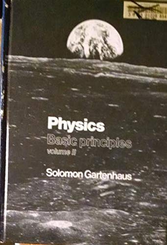 9780030880810: Physics: v. 2: Basic Principles