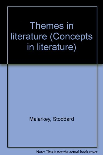 9780030881992: Themes in literature (Concepts in literature)