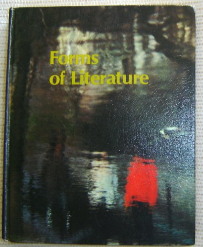 The Forms of Literature (Concepts in Literature): Albert R Kitzhaber,