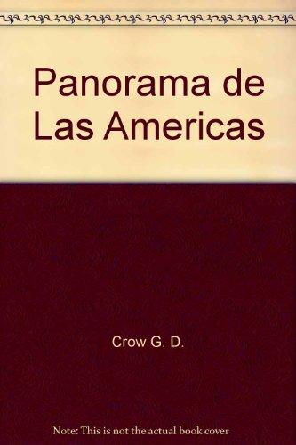 9780030882371: Panorama de Las Americas