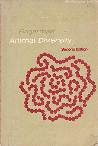9780030884054: Animal Diversity (Modern Biology)