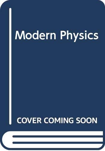 9780030884887: Modern Physics