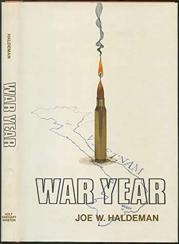 9780030885969: War Year