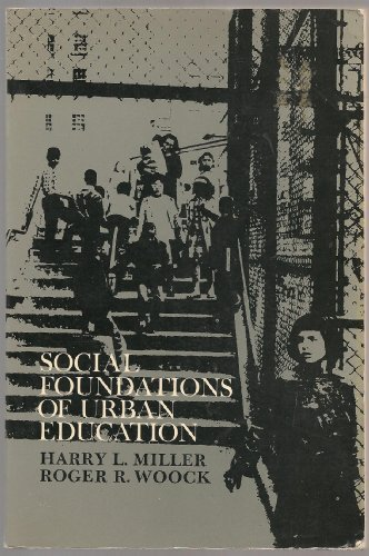 9780030890260: Social foundations of urban education