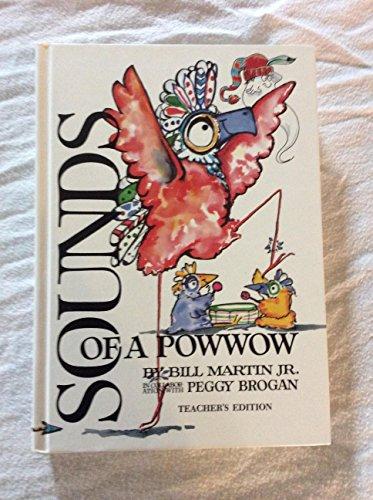 Sounds of a Powwow (Sounds of Language Readers): Bill Martin, Jr.