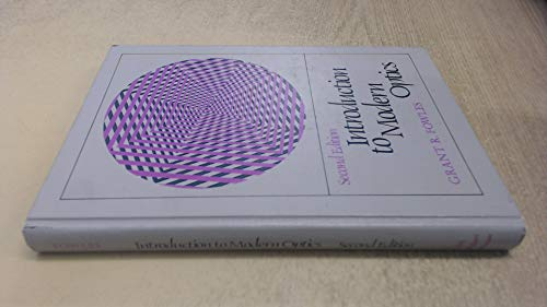 9780030894046: Introduction to Modern Optics