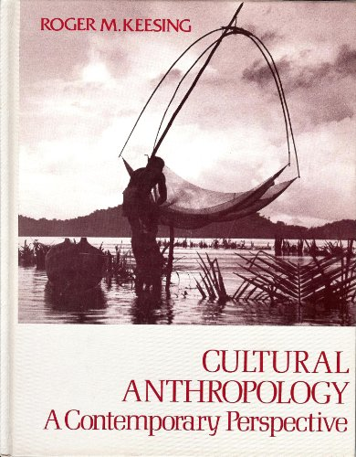 9780030894244: Cultural Anthropology: A Contemporary Reader