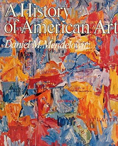 9780030894756: A History of American Art