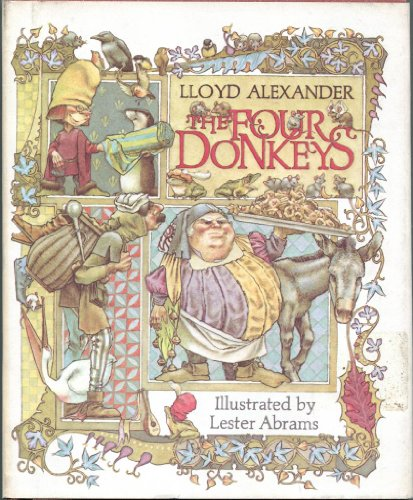 The Four Donkeys: Alexander, Lloyd