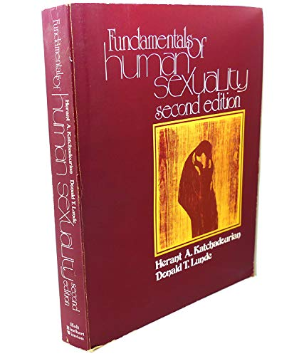 9780030895234: Fundamentals of Human Sexuality