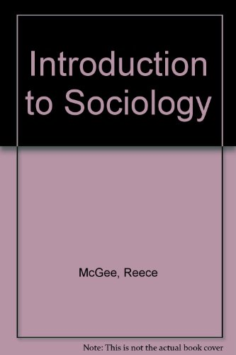 9780030897047: Introduction to Sociology