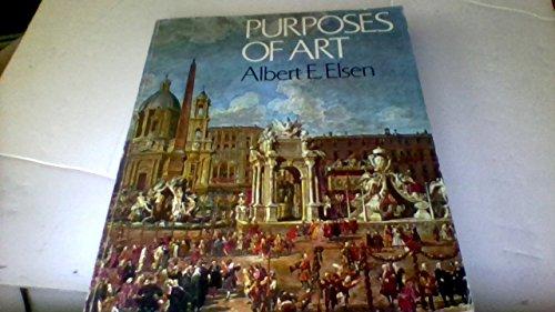 9780030897085: Purposes of Art