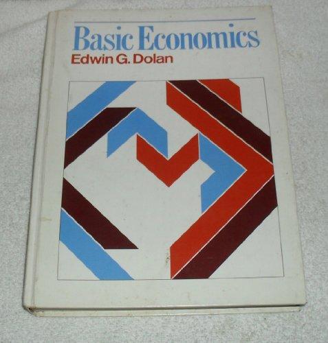9780030897436: Basic Economics