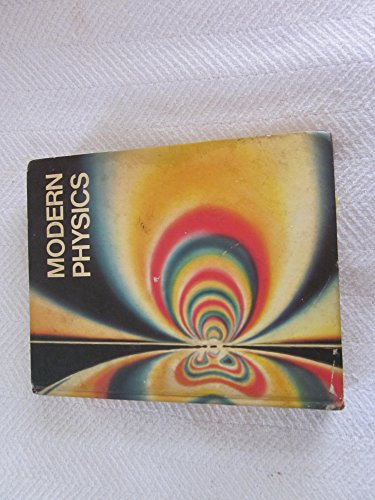9780030897634: Modern Physics