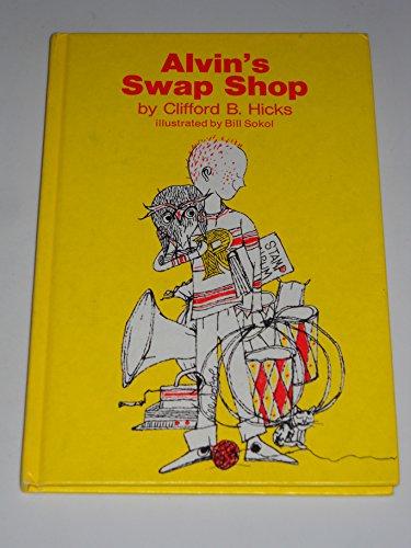 9780030898051: Alvin's Swap Shop