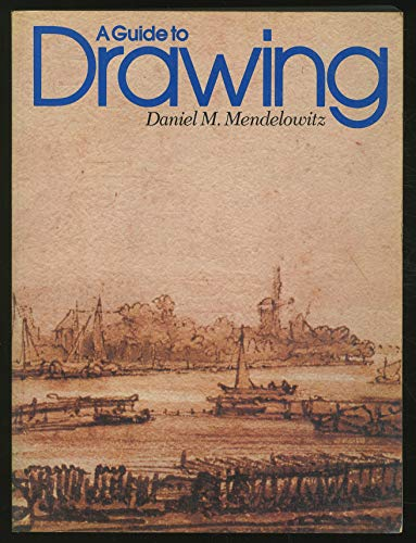 9780030899379: A guide to drawing