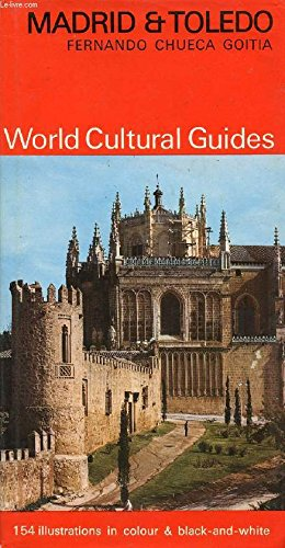 9780030910821: Madrid & Toledo (World cultural guides)