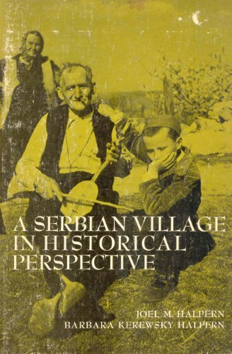 9780030912344: A Serbian village in historical perspective