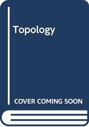 9780030913662: Topology
