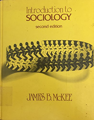 9780030915574: Introduction to Sociology