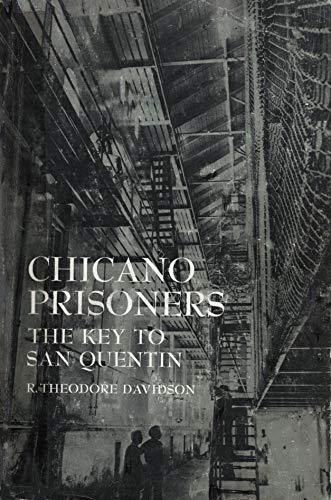 9780030916168: Chicano Prisoners