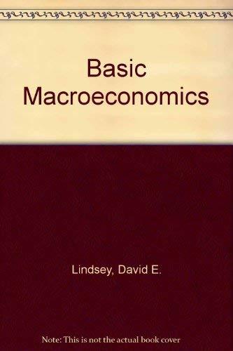 9780030919145: Basic Macroeconomics