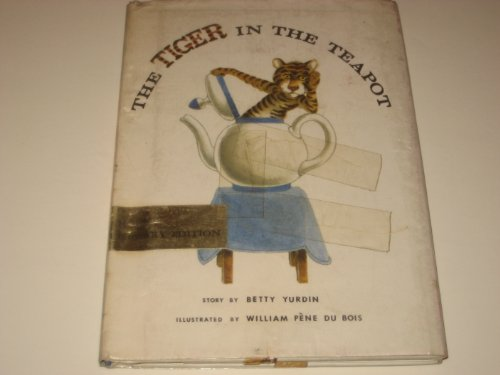 9780030919541: Tiger in the Teapot