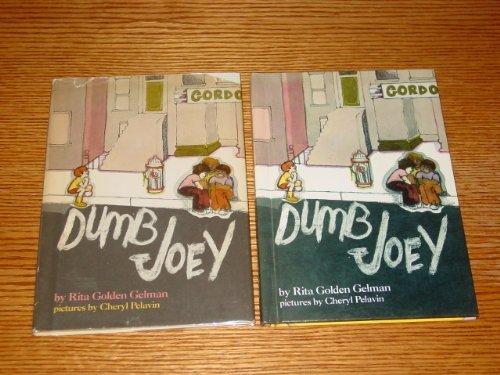 9780030919596: Dumb Joey