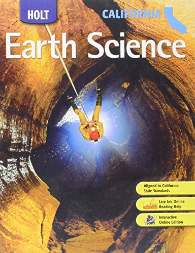9780030922077: Holt Earth Science: Holt Earth Science Student Edition 2007