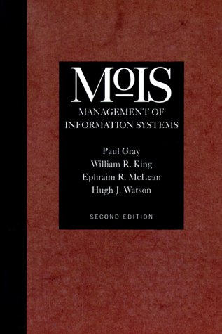 9780030926853: Management of Information Systems (The Dryden Press series in information systems)