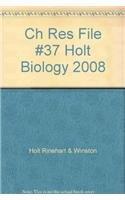 9780030932106: Ch Res File #37 Holt Biology 2008