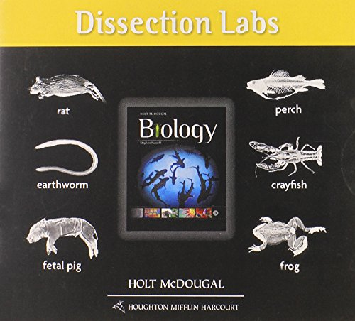 9780030932427: Holt Science Dissection Labs