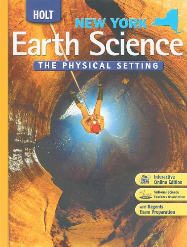 9780030932595: Holt Earth Science New York: Student Edition Grades 9-12 2008