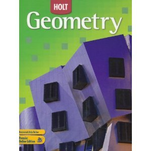9780030933127: Holt Geometry: Student Edition 2008