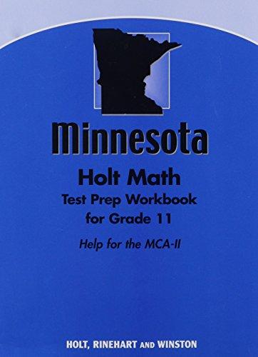 Holt rinehart winston algebra 2 test array 9780030933295 holt algebra 2 minnesota test preparation workbook rh abebooks com fandeluxe Images