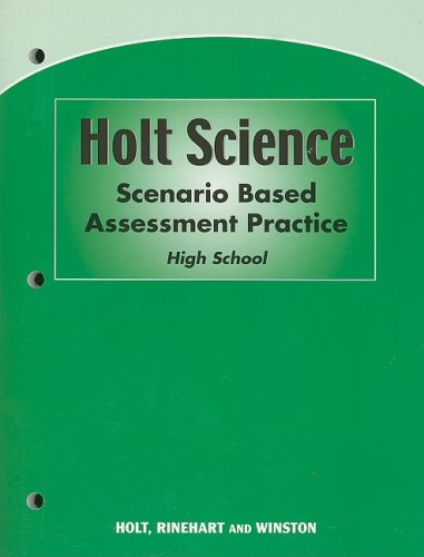 Holt Science Spectrum: Physical Science: HOLT SCIENCE: HOLT, RINEHART AND